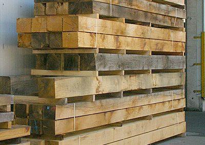 Laubholz Holzhandel Lauenförde